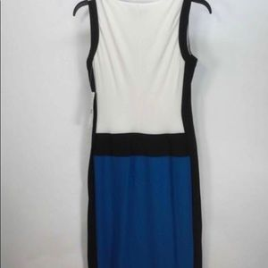 Lauren Ralph Lauren Color Block Dress Sz. 4